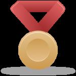 Metal-bronze-red